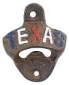 Texas Cast Iron Bottle Opener