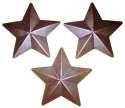 Rustic Color Star Ornament