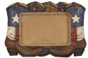 4 x 6-Inch Texas Boots Toe To Toe Photo Frame