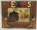 4 x 6-Inch Texas Boots Photo Frame