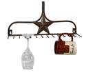 Rake With Star Wine Glass Or Jewelry Holder