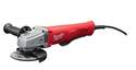 4-1/2-Inch Small Angle Grinder With Lock-On Paddle Switch