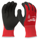 Medium Cut Level 1 Insulated Winter Dipped Gloves