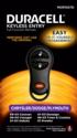 Chrysler Keyless Entry Remote