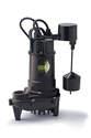 1/3-Horsepower 3300-Gph Cast Iron Sump Pump