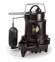 1/2-Horsepower 5100-Gph Cast Iron Sump Pump