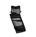 Gray Right Hand Deluxe Field Quiver With Belt