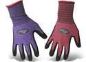 Dotted Nitrile Palm Knit Wrist