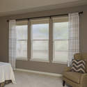 48-Inch X 6-1/2-Foot Frosted White Privacy Window Film