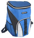 Assorted Color 25-Can Insulated Backpack Cooler