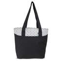 13-Can Black Insulated Cooler Tote