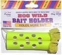 Yellow Hog Wild Bait Holder 2-Pack