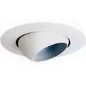 6-Inch Adjustable Eyeball Trim 1-Light Ceiling Mount