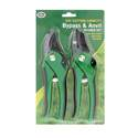 3/4-Inch Bypass And Anvil Pruner Set
