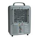 Radiant Electric Wire Element Heavy Duty Fan-Forced Heater