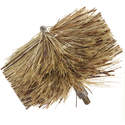 4-Inch Pellet Stove Brush