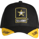 Black Army 3-Way Cap