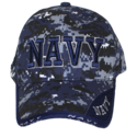 Digital Camouflage Navy Cap