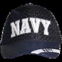 Navy Jersey Cap