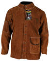 2x-Large Leather Welder Jacket