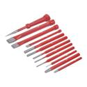 King Tools & Equipment 0080-0 Punch & Chisel Set 12pc