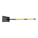 Fiberglass L Handle Scoop Shovel