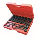 22-Piece 3/4 in Drive Deep Impact Socket Set
