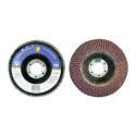 4-1/2-Inch 40-Grit Aluminum Oxide Abrasive Flap Disc
