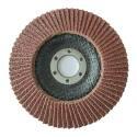 4-1/2-Inch 60-Grit Aluminum Oxide Abrasive Flap Disc