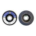 4-1/2-Inch 40-Grit Zirconia Abrasive Flap Disc