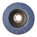 4-1/2-Inch 80-Grit Zirconia Abrasive Flap Disc
