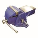 Bench Vise With Large Anvil 4 in