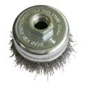3-5/8-Inch Crimped Wire Cup Brush