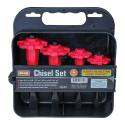 4-Piece Chisel And Punch Set