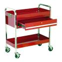 King Tools & Equipment 1691-0 Service Cart 1 Drawer