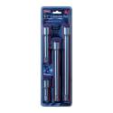 4-Piece 1/2-Inch Drive Sae Extension Bar Set
