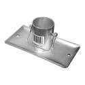 King Tools & Equipment 1995-0 3 In Foot Plate For Trialer Jack