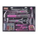 9-Piece Ladies Household Tool Set