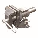 5-Inch Multipurpose Vise With Anvil And Swivel Handle