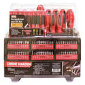 100-Piece Screwdriver Set With Stand
