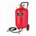 20-Gallon Pressurized Abrasive Blaster