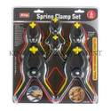 6-Piece Spring Clamp Set
