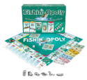 Alternate Image for LATE FOR THE SKY FISH Fishin'-Opoly