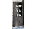 Alternate Image for Magnolia Home 8030107E French Grey Metal Apothecary Cabinet
