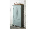 Alternate Image for Magnolia Home 3070128D French Blue Cameo Armoire