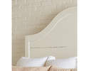 Alternate Image for Magnolia Home 6170611B Jo's White Craft Headboard For Queen Bed
