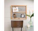 Alternate Image for Magnolia Home 90901507 Natural Wood Hanging Memo Board