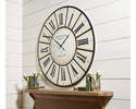 Alternate Image for Magnolia Home 90901540 Ivory Village Clock
