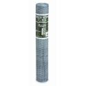 24-Inch X 25-Foot Galvanized Poultry Netting With 1-Inch Mesh Spacing