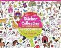 Sticker Collection Book, Princess, Tea Party, Animals And More